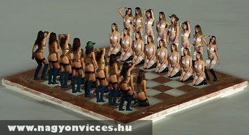 szexi sakk
