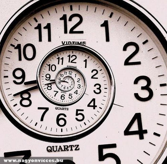 Szokatlan óra