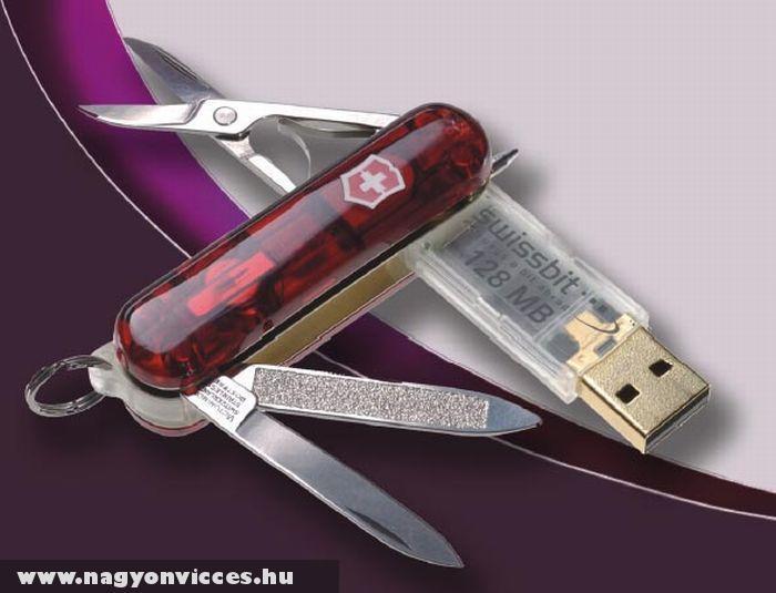 Svájci USB