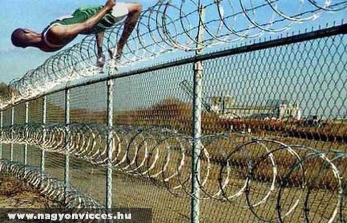 Magasugrás a börtönben