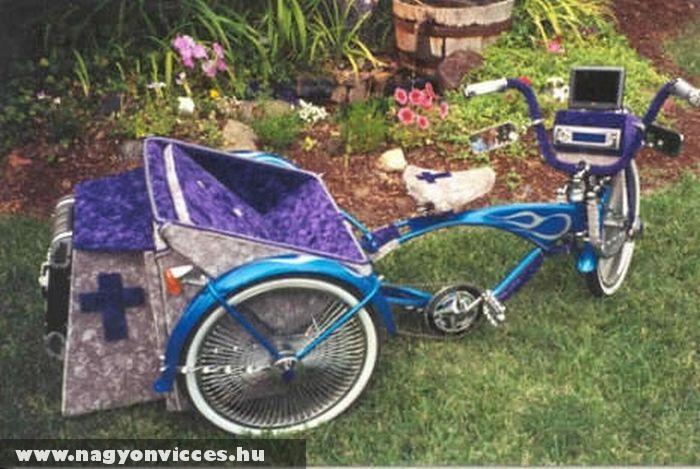 Tuning bicikli