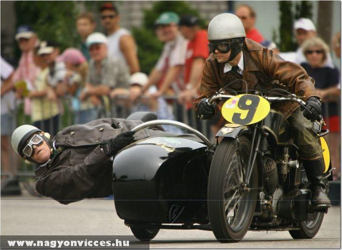 Régi idõk motorversenye