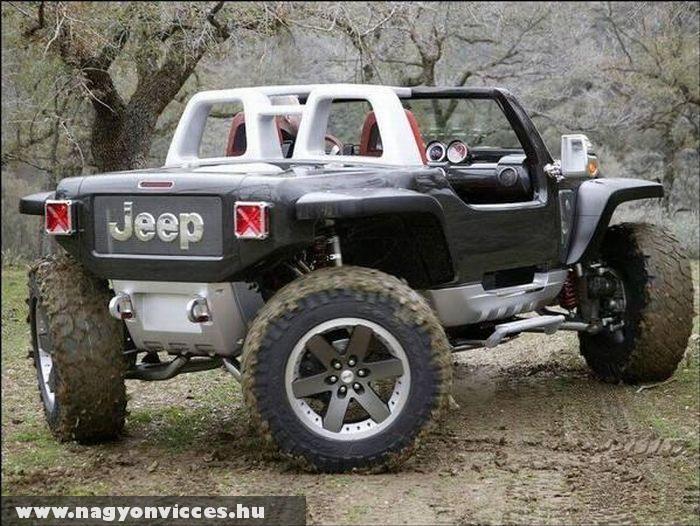 Egyedi jeep