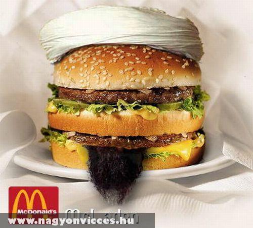 McLaden szendvics