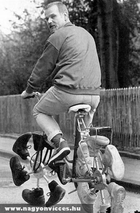 Állat bicikli