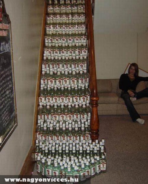 Jó kis lépcsõ