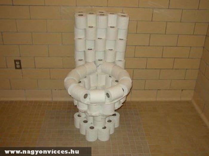 Wc-papír...WC