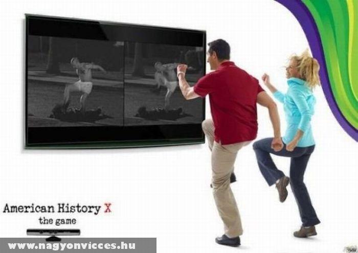 Amerikai história X- A játék
