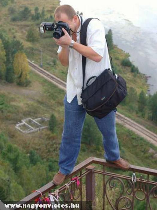 Vakmerõ fotós