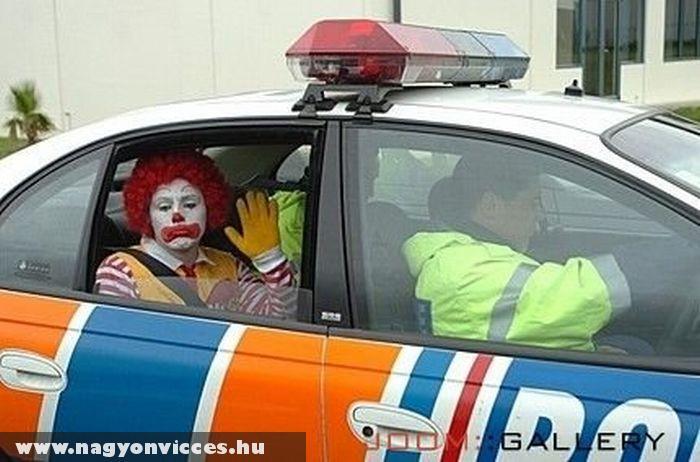 Ronald a böriben