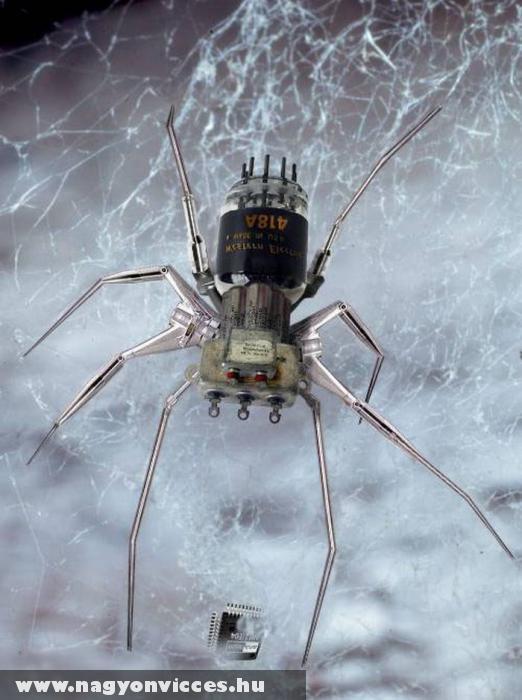 Robot pók