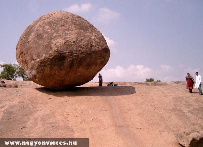 Óriás szikla