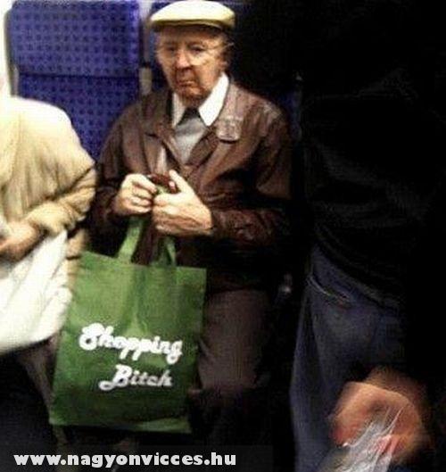 Papa és a táska
