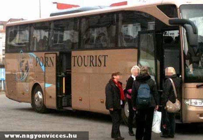 Porn Tourist