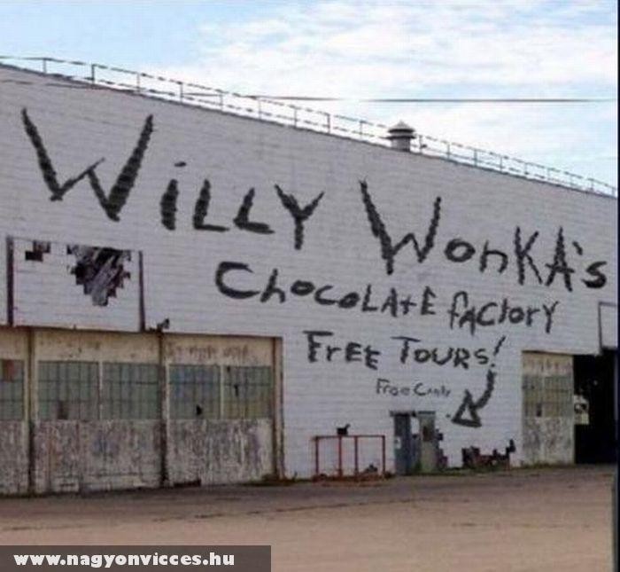 Charlie és a csokigyár :)