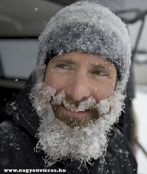 Jeges szakál