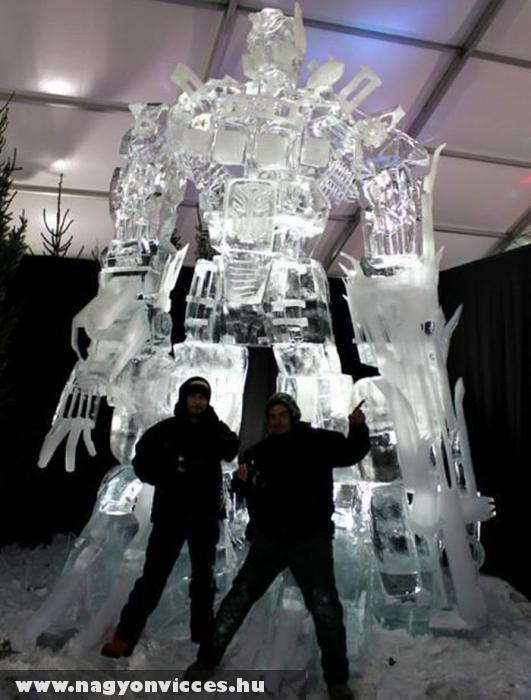 Ice bot