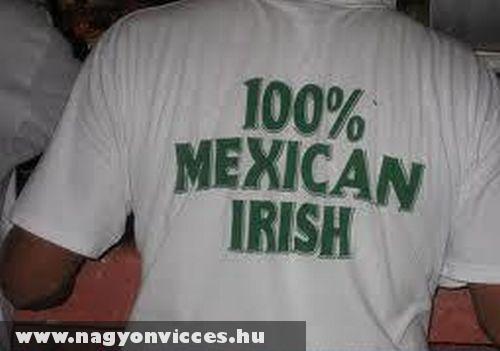 100% mexikói ír :)