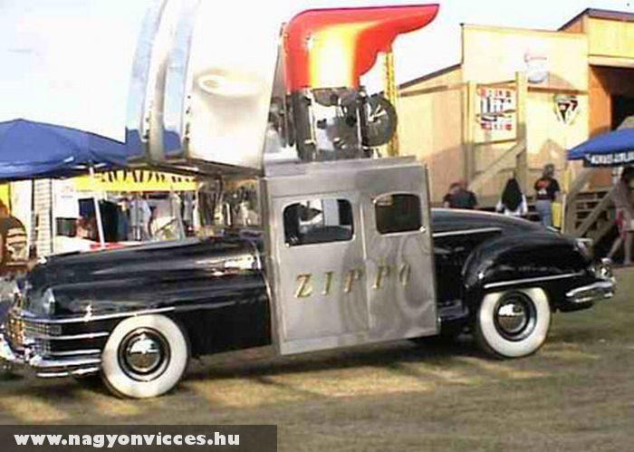 Zippo mobil