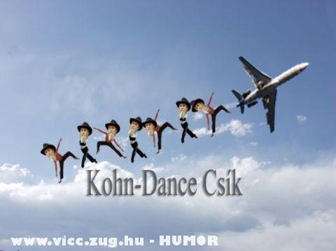 Kohn-dance csík