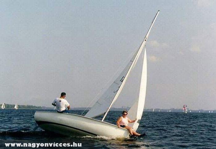 Túlsúly a hajón