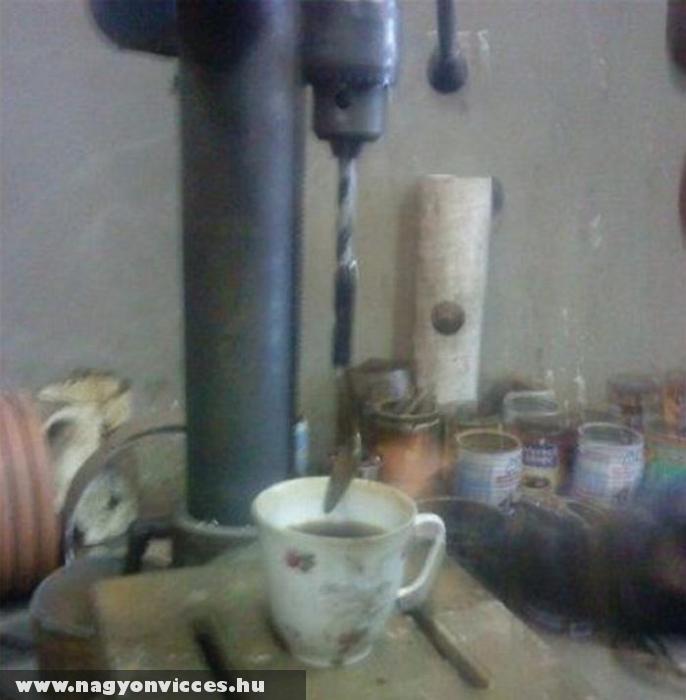 Kávé keverõgép