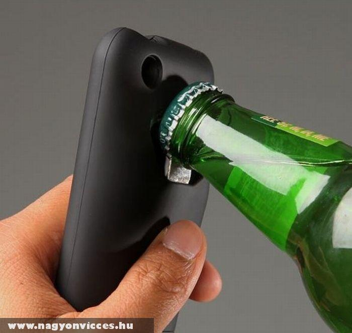 IPhone sörnyitó
