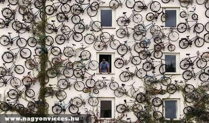 Bicikili kiállítás