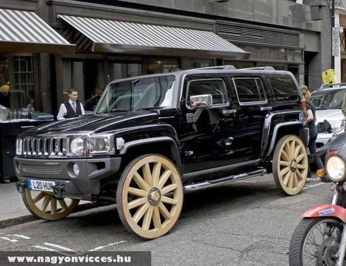 Fa kerekû kocsi