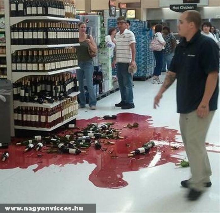 Történt egy kis baleset