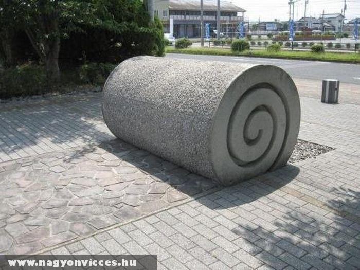 Feltekert beton