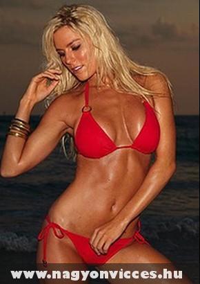 Piros bikini