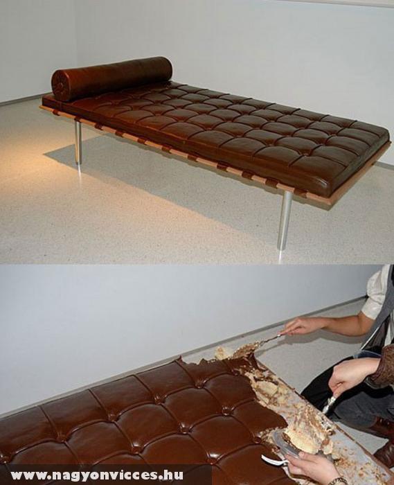 Torta ágy