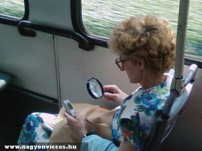 Idõskori mobilhasználat