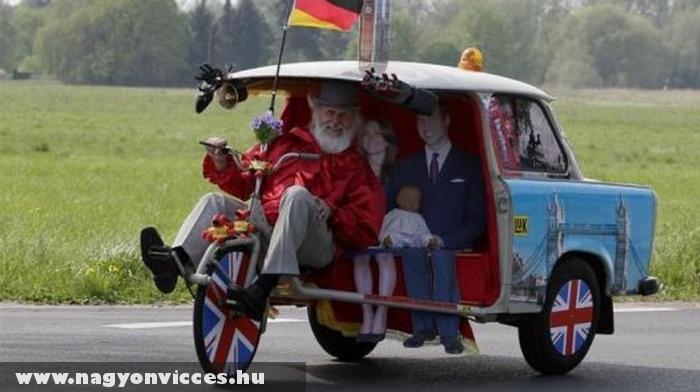 Volt egyszer egy Trabant