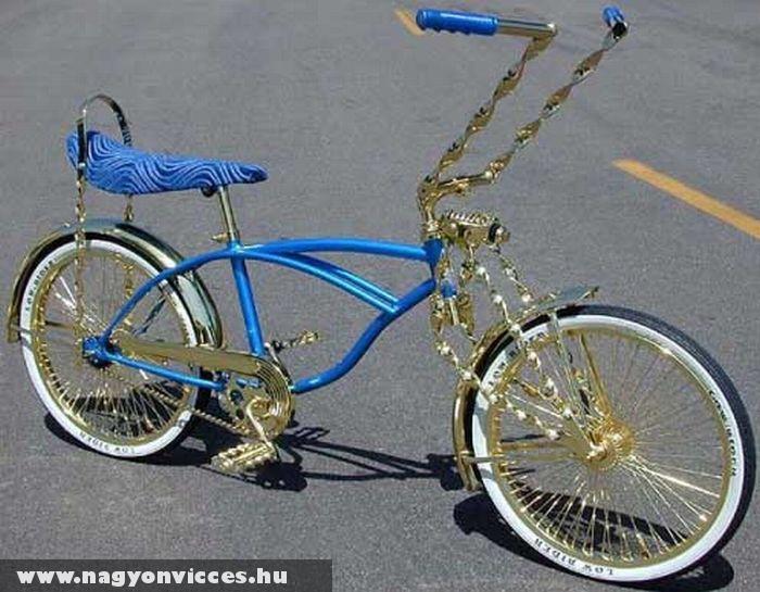 Gazdag fekák biciklije