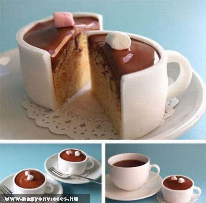 Egy csésze süti