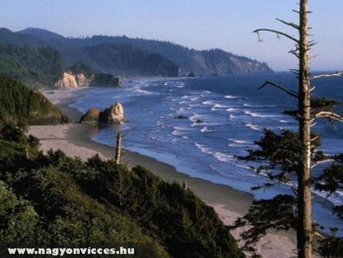 Csodálatos tengerpart
