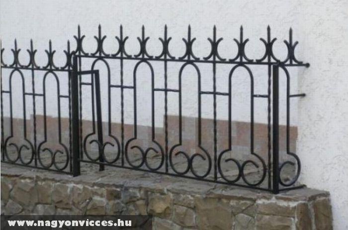 Erotikus kerítés