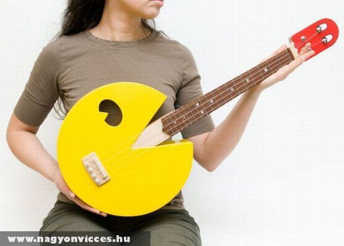 Pacman gitár