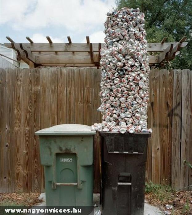 Szelektív hulladék gyûjtés