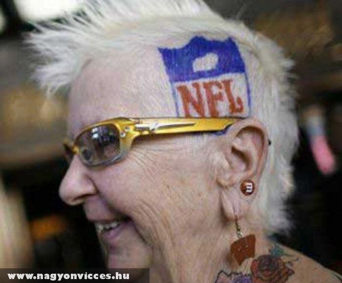 NFL rajongó