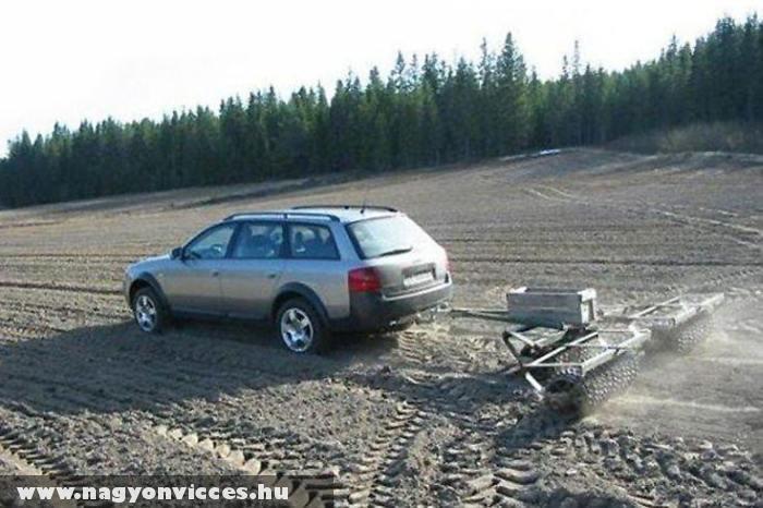 Audival szánt