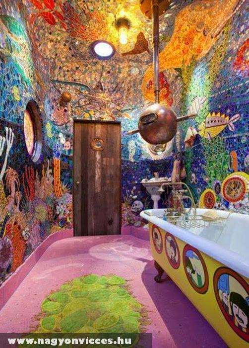 Fürdõszoba dizájn