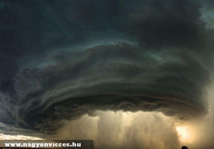 Kisebb vihar