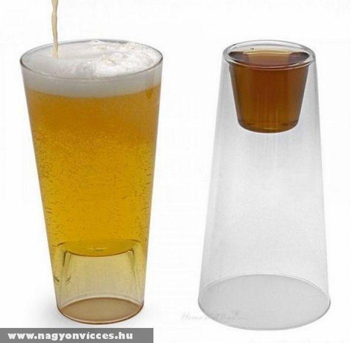 Ötletes pohár
