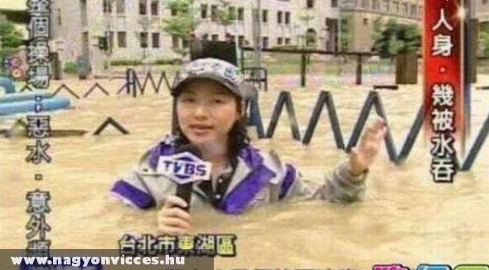 Maximalista kínai tudósító