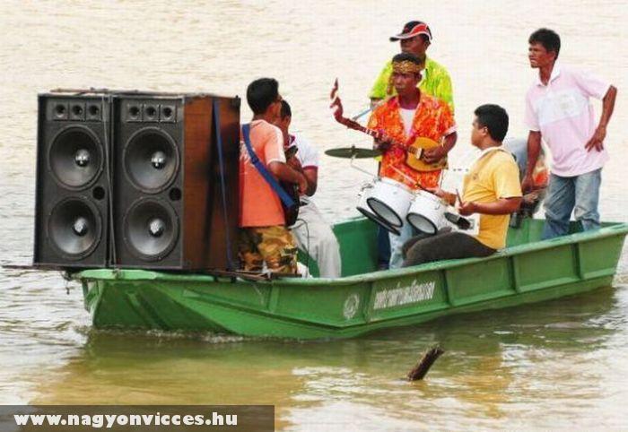 Party hajó