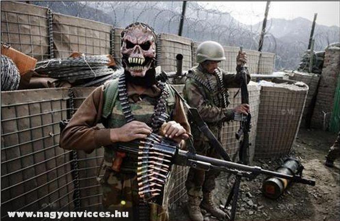 Zombi katonák