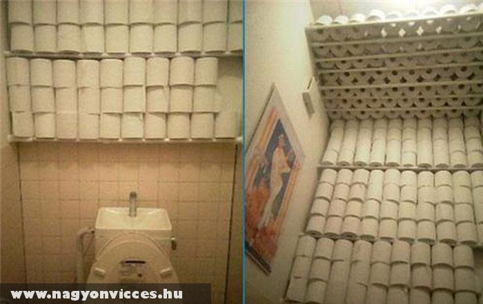 Soha sem lehet elég papír